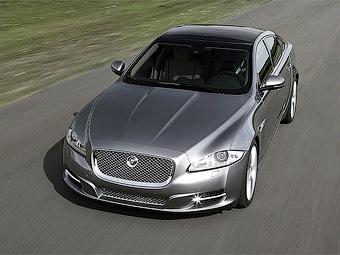 Флагманский седан Jaguar поделится платформой с новой моделью Range Rover