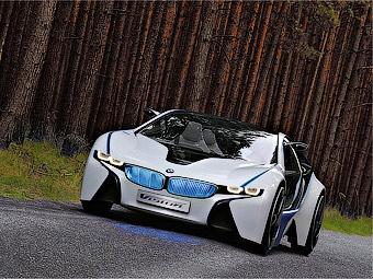 BMW запустит в серию гибридный спорткар