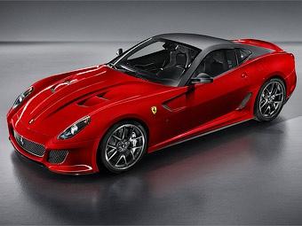 Марка Ferrari представила самый быстрый суперкар в своей истории