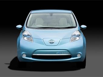 Nissan будет выпускать в Великобритании электрокары для Европы