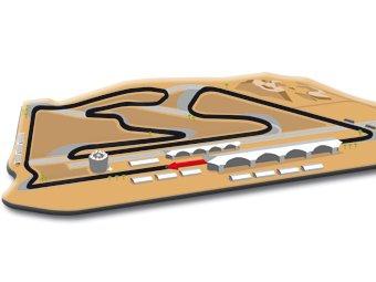 """Трасса """"Формулы-1"""" в Бахрейне станет длиннее"""
