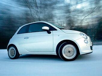 Fiat отпраздновал выпуск 500-тысячного экземпляра Fiat 500