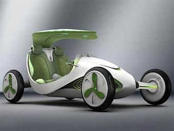Китайцы научили автомобиль вырабатывать кислород