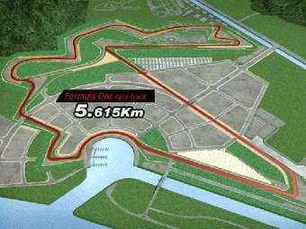 Гонка Формулы-1 в Корее пройдет по расписанию