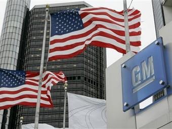 В марте концерн General Motors стал лидером продаж в США