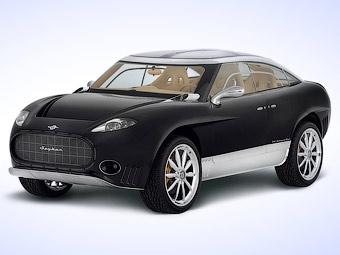 Марка Spyker назвала новую дату дебюта внедорожника D8 Peking-to-Paris
