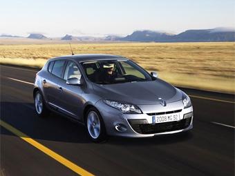 Объявлены российские цены на пятидверную версию Renault Megane