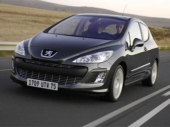 Компания Peugeot разработала спецверсию модели 308 для России