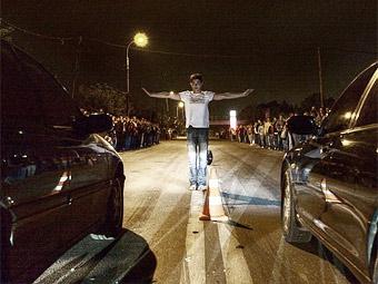 ГАИ Украины будет выявлять и наказывать уличных гонщиков
