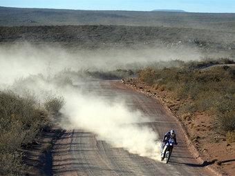 """В зачете мотоциклистов на """"Дакаре"""" сменился лидер"""