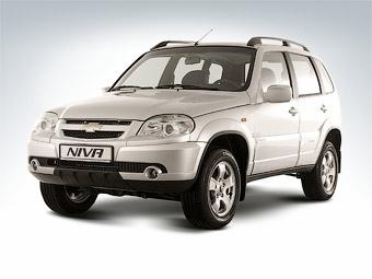 """СП """"GM-АвтоВАЗ"""" начало новый год с повышения цен на Chevrolet Niva"""