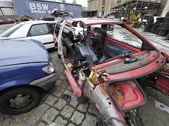 Renault доплатит французам за утилизацию старых машин по 300 евро