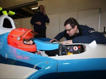 """Шумахер завершил первые тесты перед возвращением в """"Формулу-1"""""""