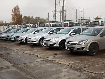 В Россию продолжают ввозить автомобили 2008 года выпуска