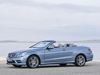 Компания Mercedes-Benz назвала российские цены на открытый E-Class