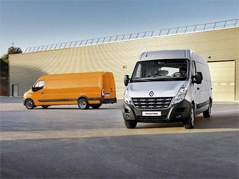 Renault и Opel представили новое семейство фургонов