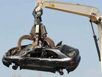 Минпромторг назвал стоимость утилизации автомобилей для владельцев
