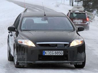 Ford Mondeo обновится в конце 2010 года