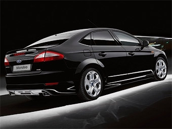 Новый Ford Mondeo появится в 2014 году