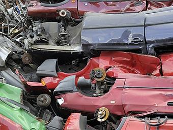 Правительство утвердило программу утилизации старых автомобилей