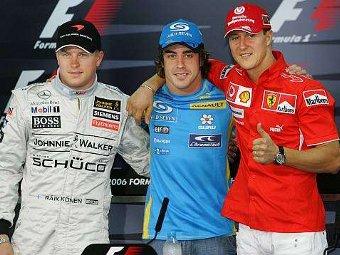 """Все чемпионы """"Формулы-1"""" соберутся в Бахрейне"""
