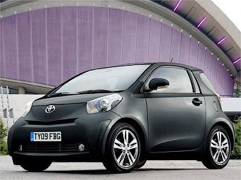 Из-за дефекта педали газа Toyota отзовет в Европе восемь моделей