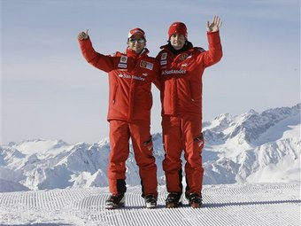 Ferrari перенесла начало тестов нового болида