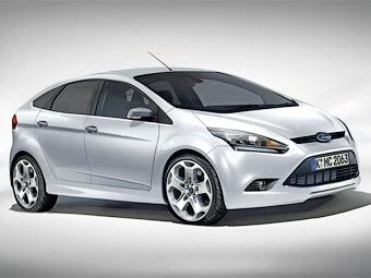 Ford привезет в Детройт новый глобальный Focus