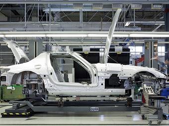 Mercedes-Benz приступил к выпуску суперкара SLS AMG