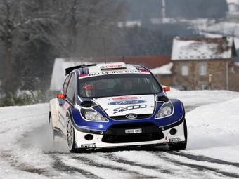Машин Ford Fiesta S2000 в IRC станет больше