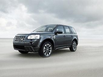 """Land Rover привезет в Россию """"спортивную"""" версию Freelander"""