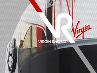 Болид Virgin дебютирует в Сильверстоуне
