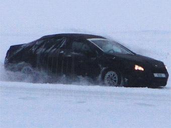 Компания Peugeot приступила к испытаниям преемника моделей 407 и 607