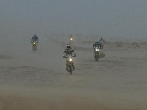 """Победу на 11 этапе """"Дакара-2010"""" в зачете мотоциклов одержал гонщик BMW"""
