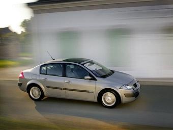 Renault Megane чаще других не может пройти техосмотр в Великобритании