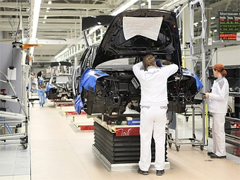 Правительство ужесточило режим промсборки автомобилей