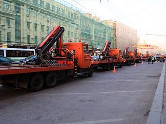 В Москве на Тверской улице запретили парковаться