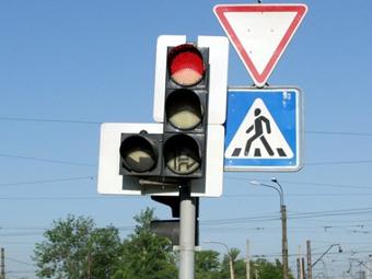 Московские светофоры переведут на автоматический режим