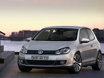 VW Golf остался европейским бестселлером несмотря на падение спроса