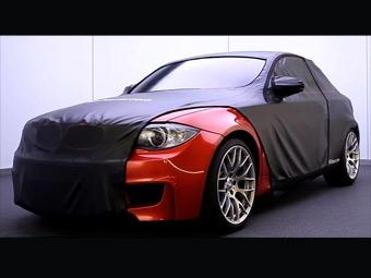 """Компания BMW показала кусочек самой маленькой """"Эмки"""""""