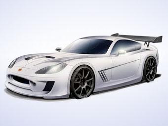 Британская компания Ginetta подготовила для гонок новую машину