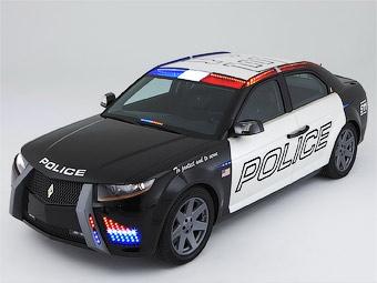 Американские полицейские автомобили получат дизельные моторы BMW