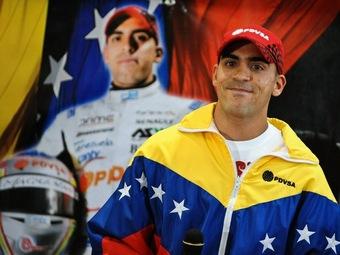Чемпион GP2 нацелился на место Хюлькенберга в Формуле-1