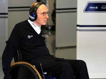 Фрэнк Уильямс покинул пост председателя команды Williams