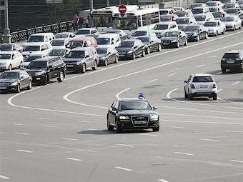 В НИИ транспорта назвали причину московских пробок