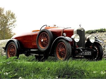 Уникальный Talbot с деревянным кузовом уйдет с молотка