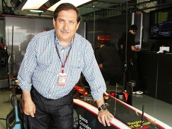 Руководство HRT надеется купить базу команды Формулы-1 Toyota