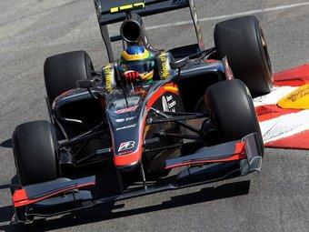 Команда Формулы-1 HRT расторгла контракт с разработчиком болидов