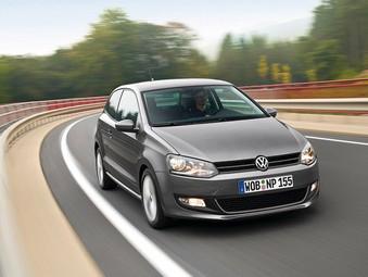 Европейцы стали чаще покупать Volkswagen Polo