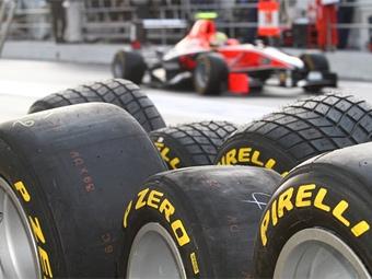 Pirelli приступит к тестам шин для Формулы-1 до конца августа